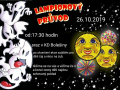 Lampionový průvod Bolešiny 1
